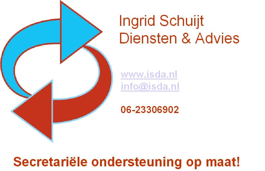 Ingrid Schuijt Diensten & Advies
